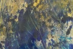 Ölgemälde Ozean 30x40 cm 2017