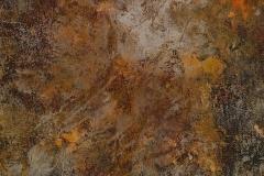 Ölgemälde Prometys 20x20 cm 2017