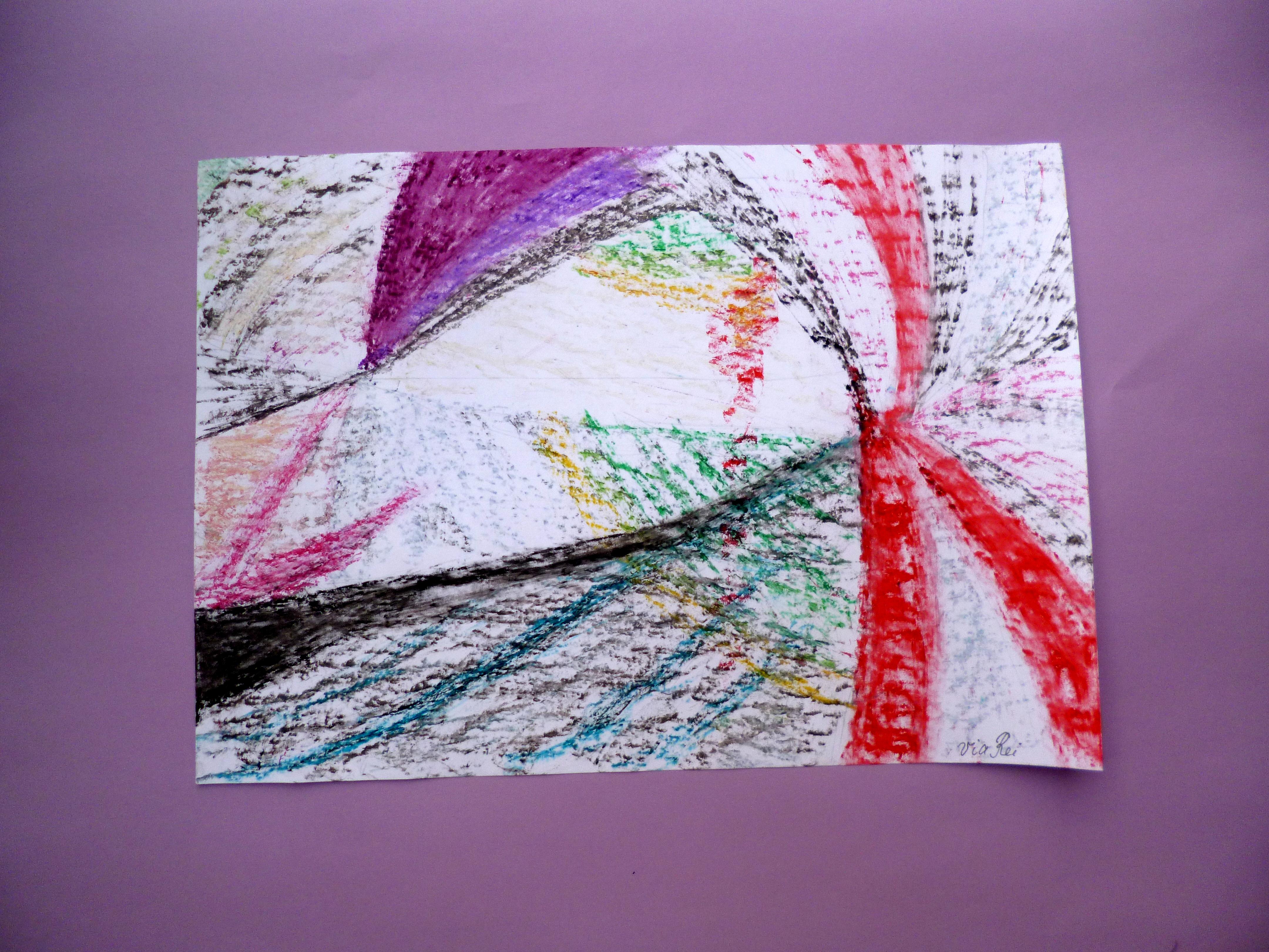 Fantasie lila 2