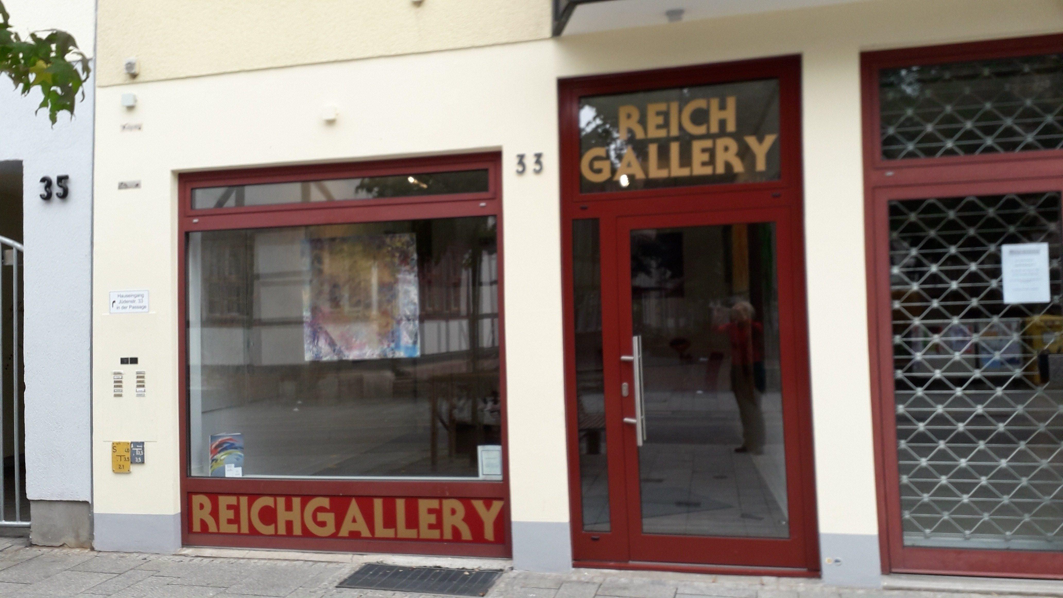 Reichgallery Jüdenstrasse 33 in Göttingen